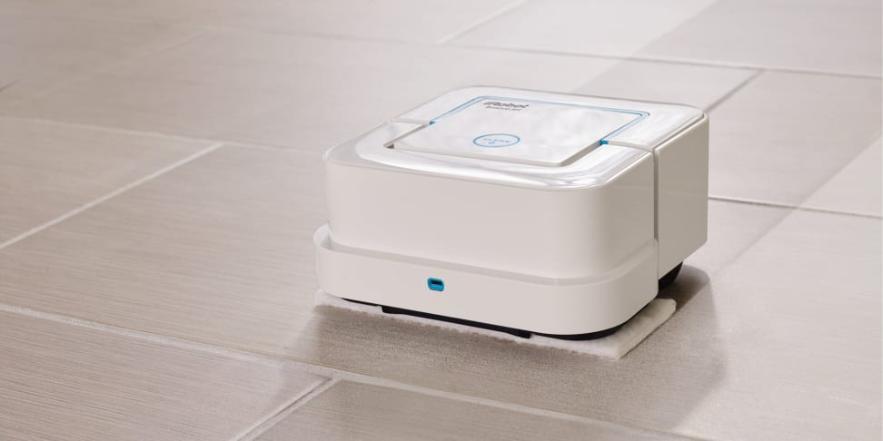 The Braava Jet 240 is an automated mop