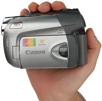 canon dc330 manual