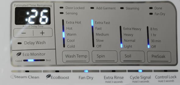 Whirlpool's Fan-Dry Washers are Made for Lazy Launderers