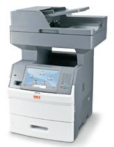 Product Image - Oki Data MB780 MFP