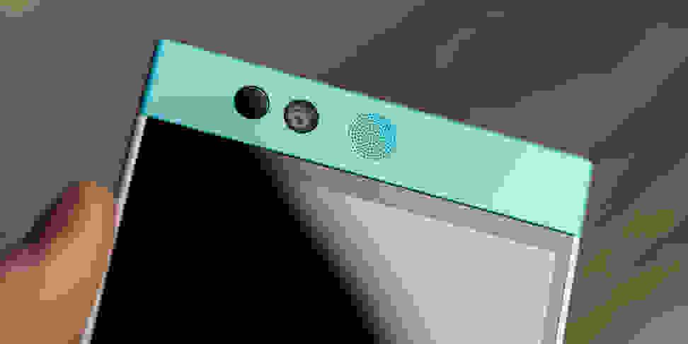 Nextbit Robin Front-Facing Camera