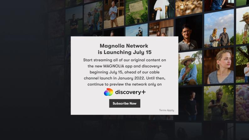 Magnolia Channel