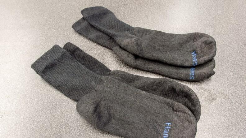 Comparing-socks