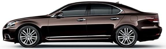 Product Image - 2013 Lexus LS 600h L