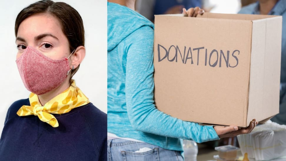 10 companies selling cloth masks that give back