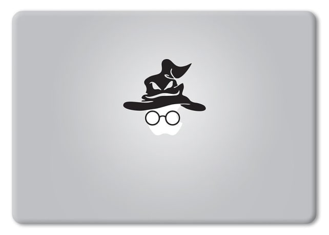 Apple Logo Harry Potter
