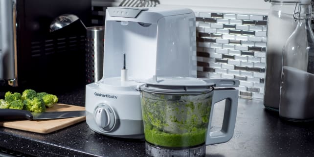 Best Baby Food Makers: Cuisinart BFM-1000 Baby Food Maker and Bottle Warmer