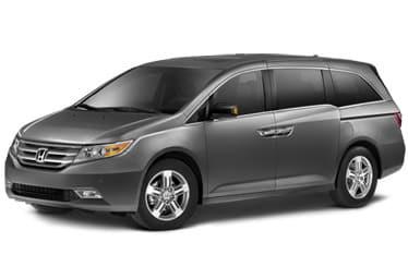 Product Image - 2013 Honda Odyssey Touring