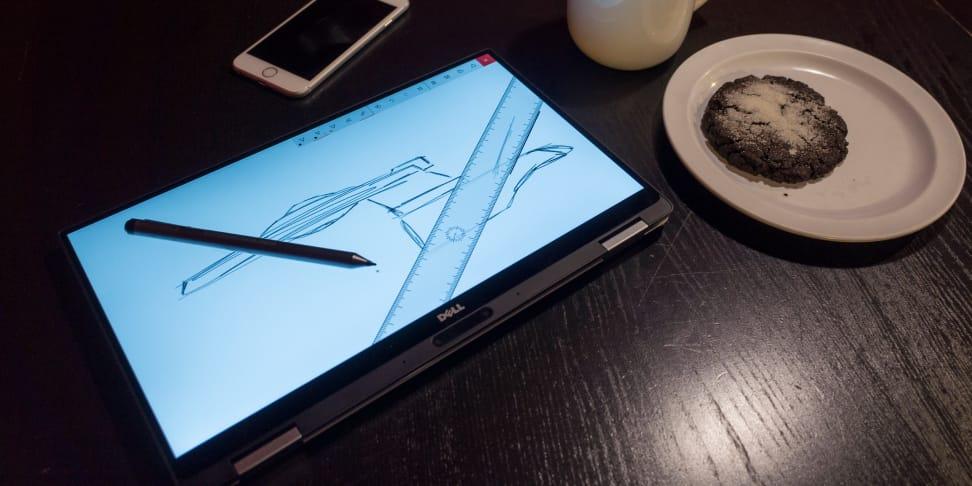 Dell XPS 13 (9365) Active Pen
