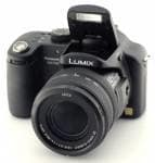 Product Image - Panasonic Lumix DMC-FZ30 K and S
