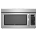 Amana amv2175cs %20over the range microwave%20