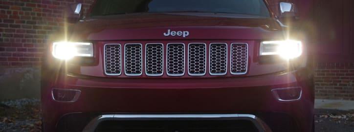 2014 Jeep Grand Cherokee Diesel: SUV, Meet MPG