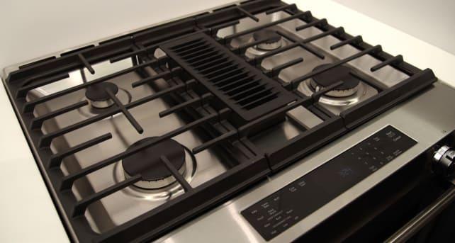 KitchenAid KSDG950ESS Downdraft Range Cooktop