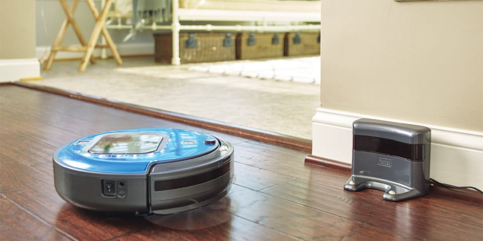 Black & Decker announced new robot vacuums at CES 2017