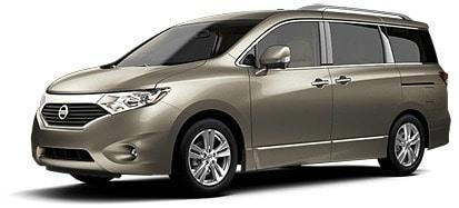 Product Image - 2013 Nissan Quest LE
