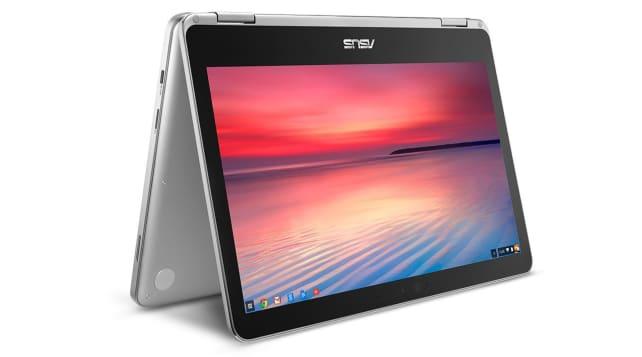 Best Laptop for Students: Asus Chromebook Flip C302CA