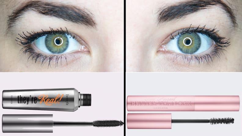 Too Faced v Benefit Mascara