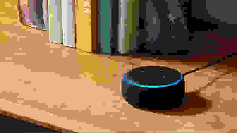 The best gifts for men: Amazon Echo Dot (3rd Gen)