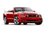 Product Image - 2013 Ford Mustang GT Convertible