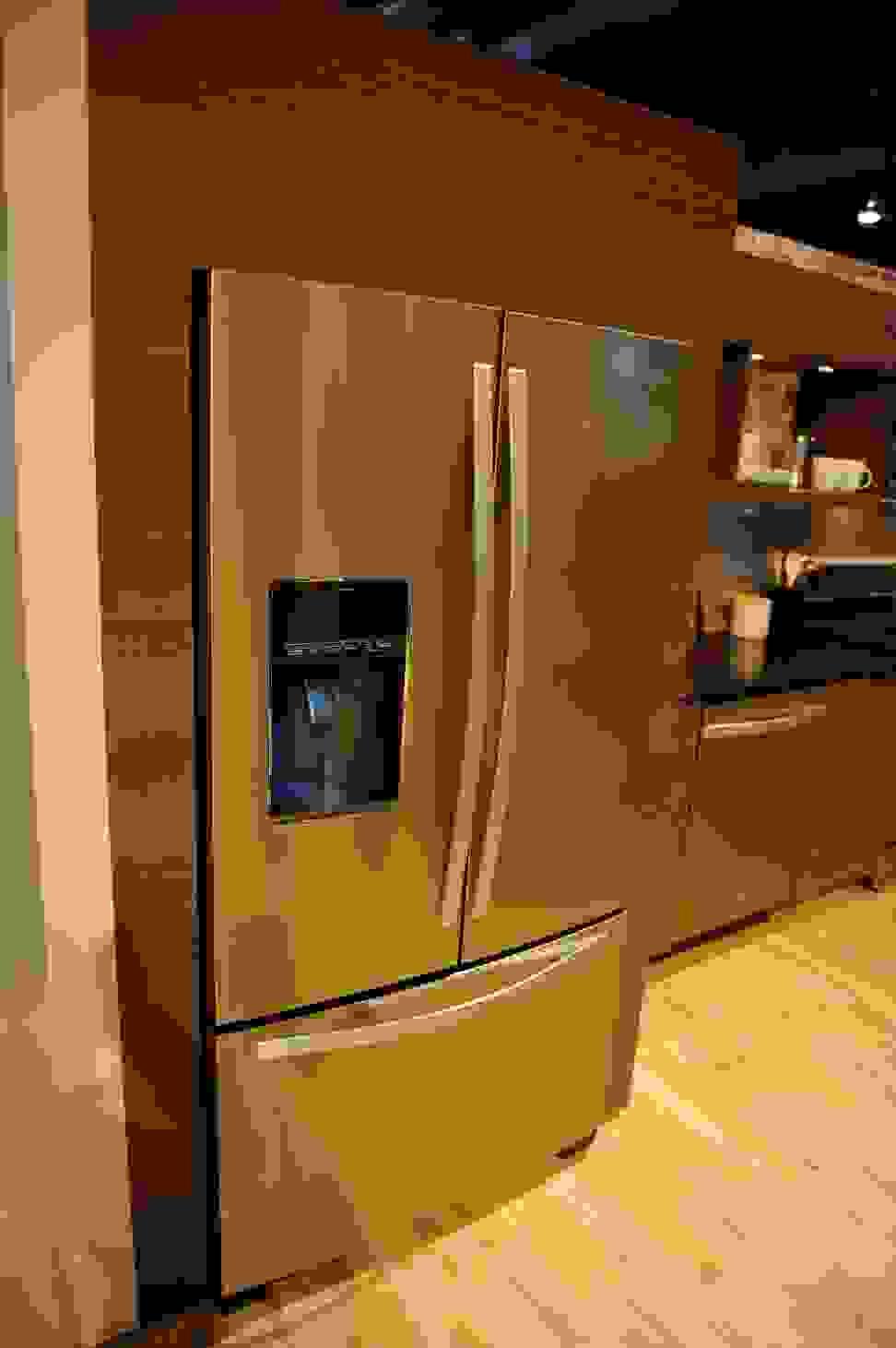 Sunset Bronze fridge.JPG