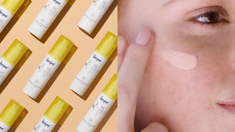 Supergoop Sunscreen