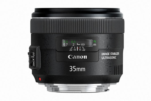 Product Image - Canon EF 35mm f/2 IS USM