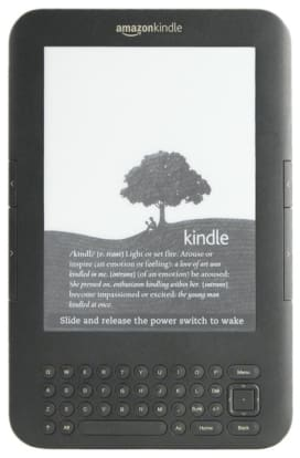 Product Image - Amazon Kindle Keyboard Wi-Fi