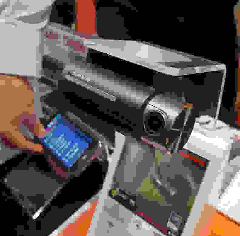 Thinkware F750 dash cam