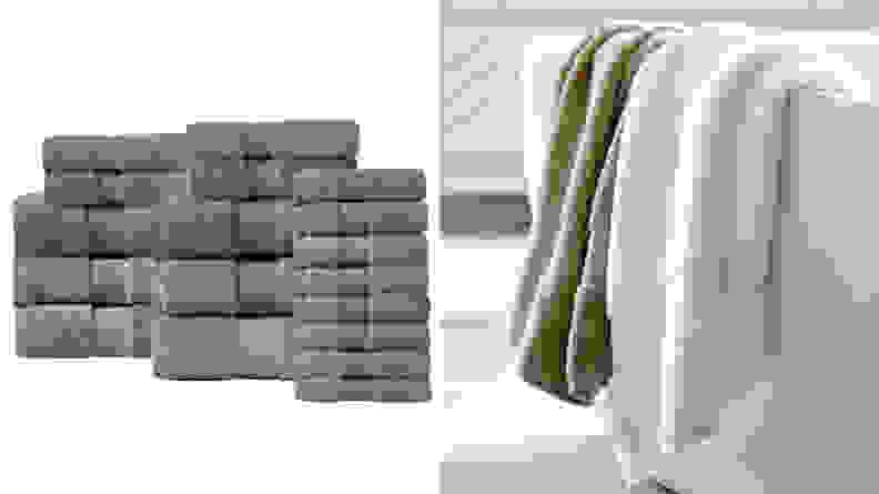 Home Decorators Collection Towel Set