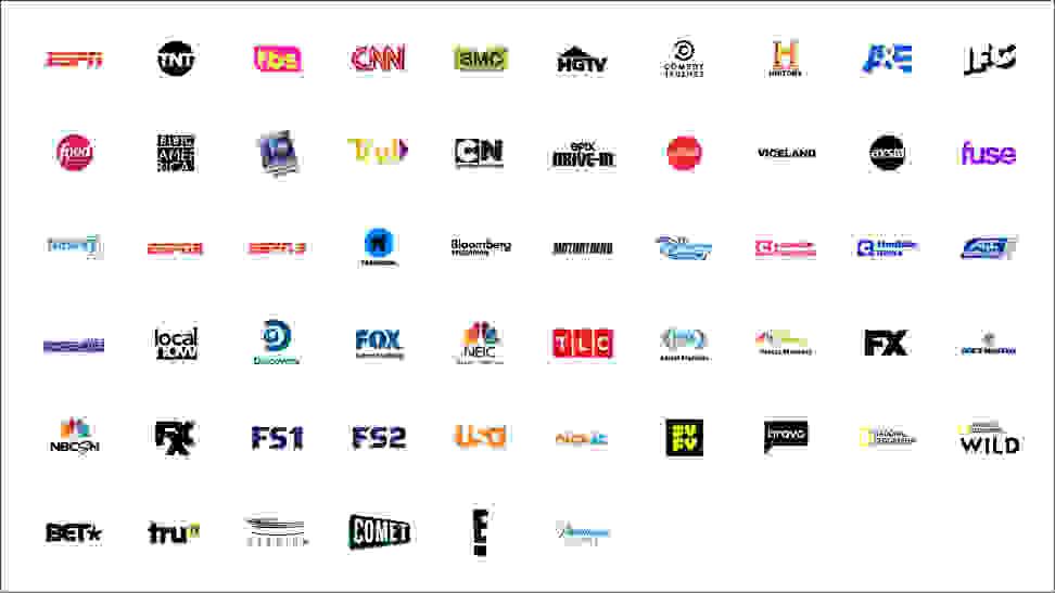 Sling TV Sling Orange and Blue Subscription Details
