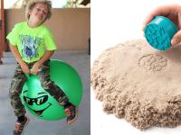 Toys for sensory seeking kids