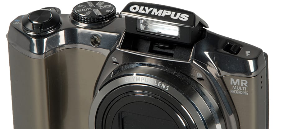 Product Image - Olympus SZ-31MR iHS