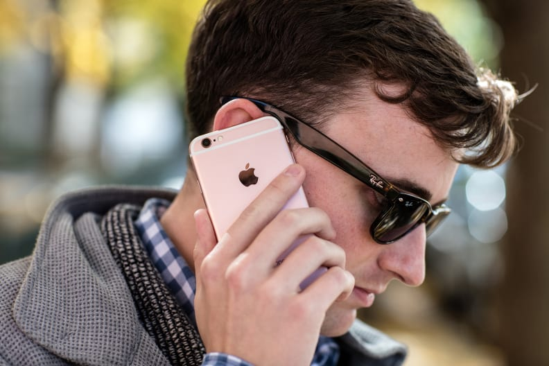 Apple iPhone 6s In Use