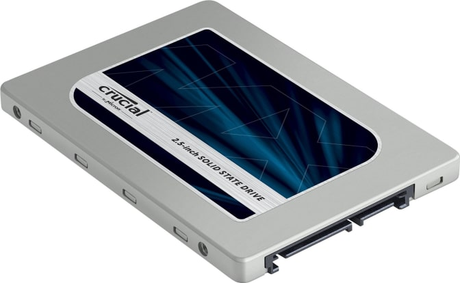 Product Image - Crucial MX200 1TB Internal SSD