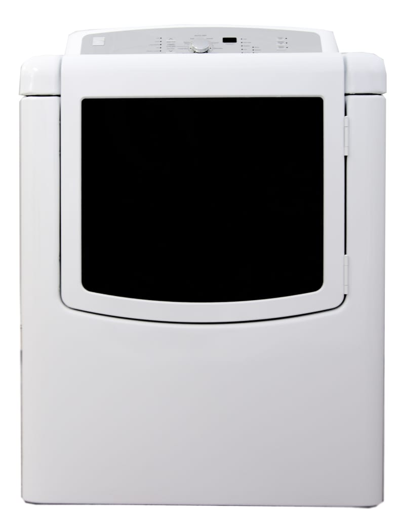 The front of the Kenmore 68102 dryer