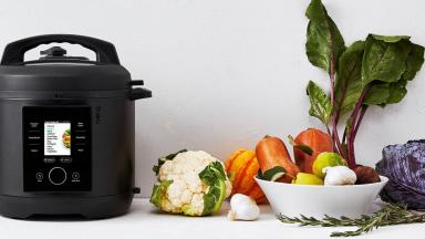 Chef iQ smart pressure cooker debuts at virtual CES 2021