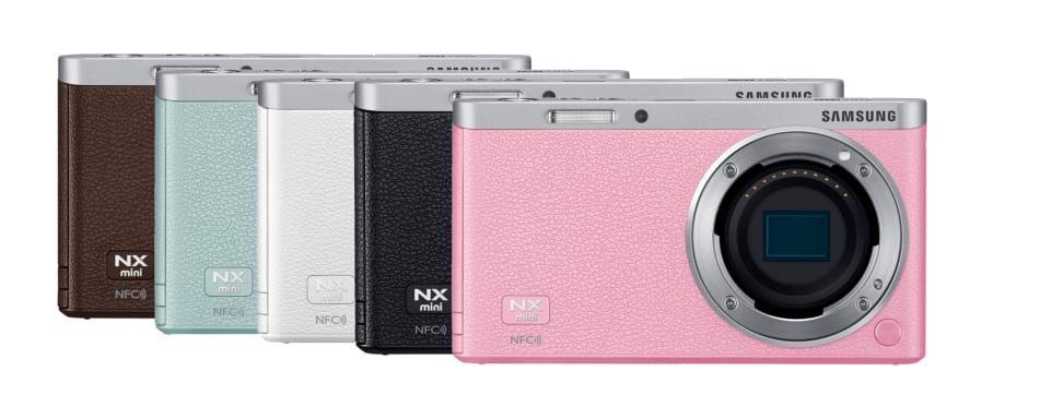 NX Mini Hands-on Review coming soon! Reviewed.com