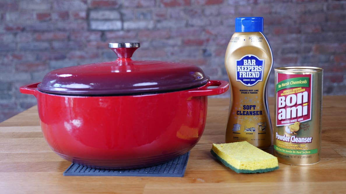 How to clean a Dutch oven so it'll last forever