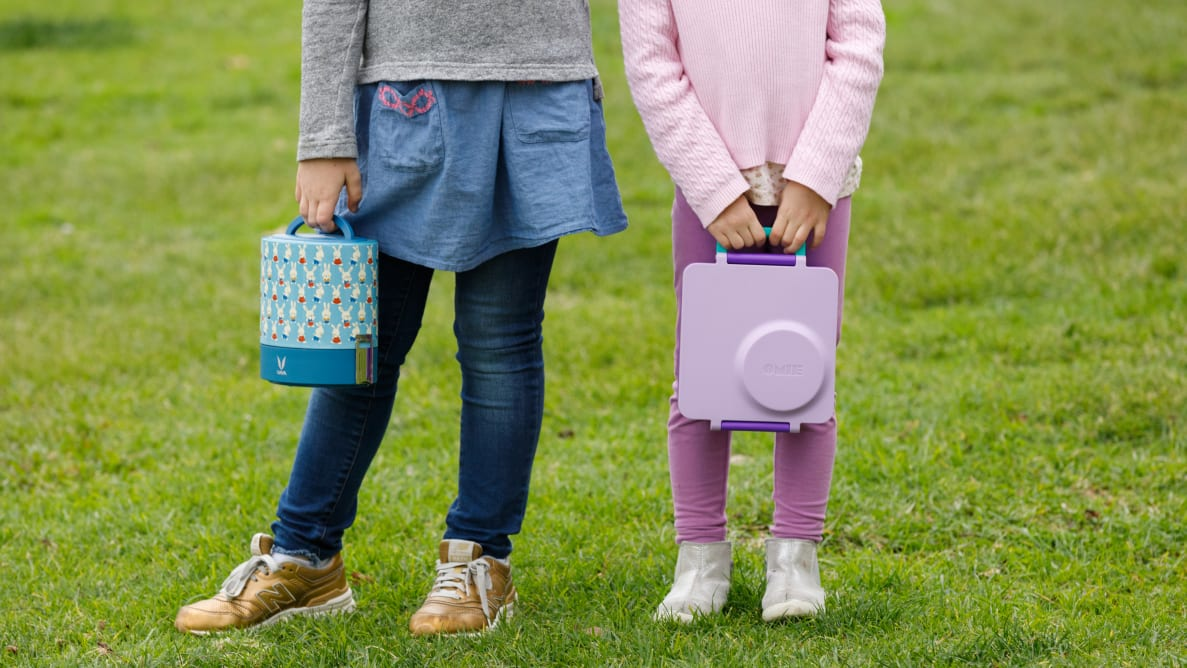 There's a reusable lunchbox for every child