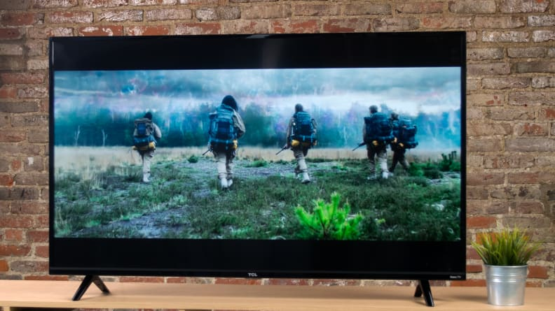TCL 4 Series (2019, S425) HDR Content Demonstration