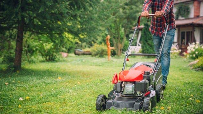 lawn mower hero