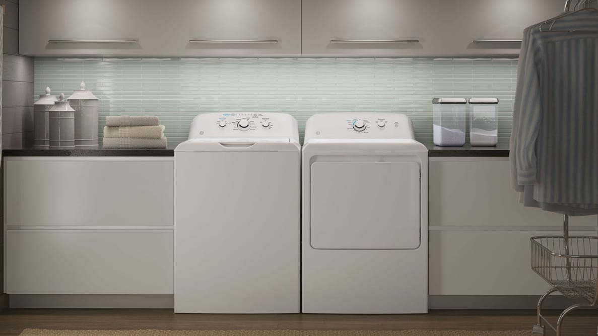 GE GTD33EASKWW Front-Loading Dryer Review