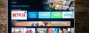 amazon fire tv interface