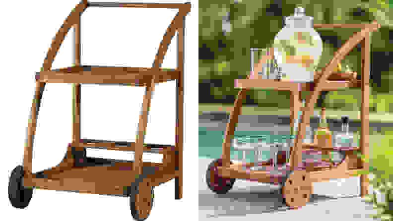 13 Bar Cart