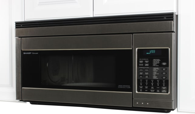 Sharp R18741 Microwave