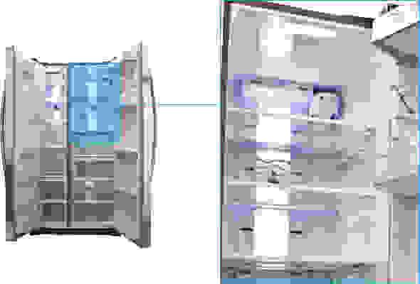 Refrigerator Main 1 Image