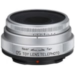 Pentax 05 toy telephoto 18mm f:8