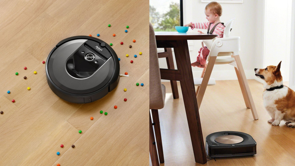 How to pick the best iRobot vacuum for you