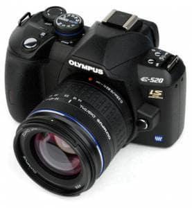 Product Image - Olympus EVOLT E-520