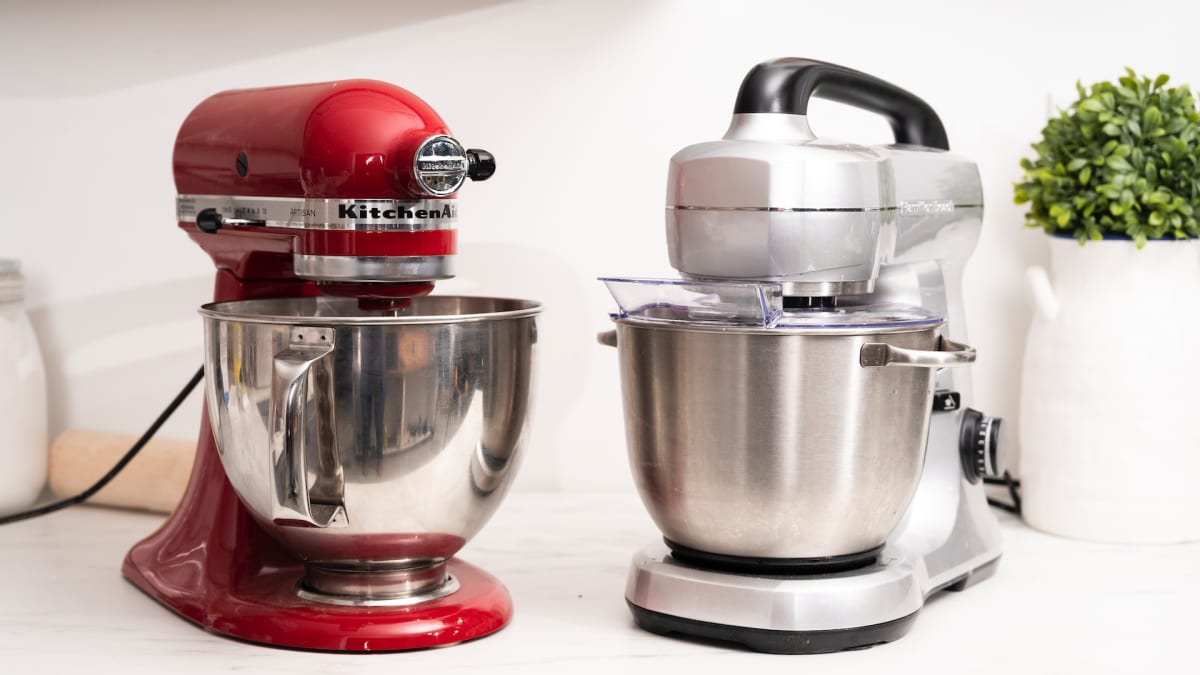 The Best Stand Mixers Of 2021 Reviewed